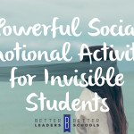 social emotional activities to help you see all students