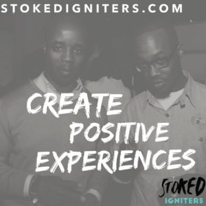 Steve Larosiliere Creating Positive Experiences
