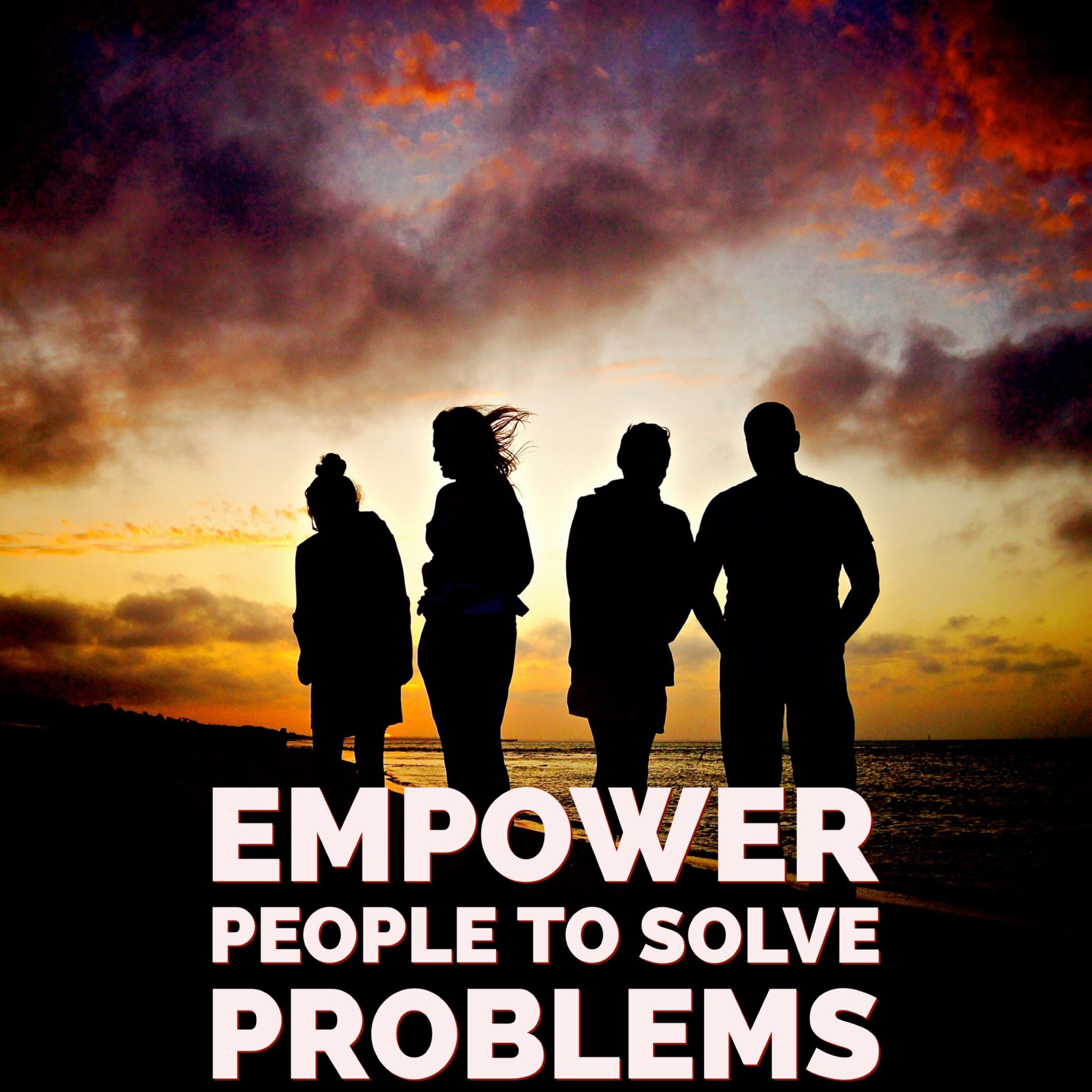 how to empower employees through problem solving