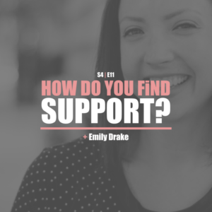 emily drake wants to help