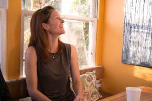 Kate Erickson loves sweet process