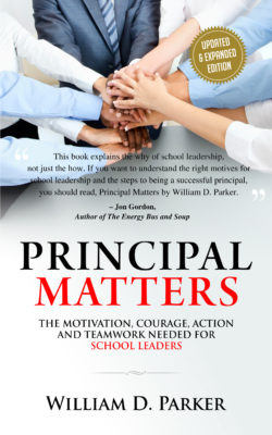 William Parker is the author of Principal Matters