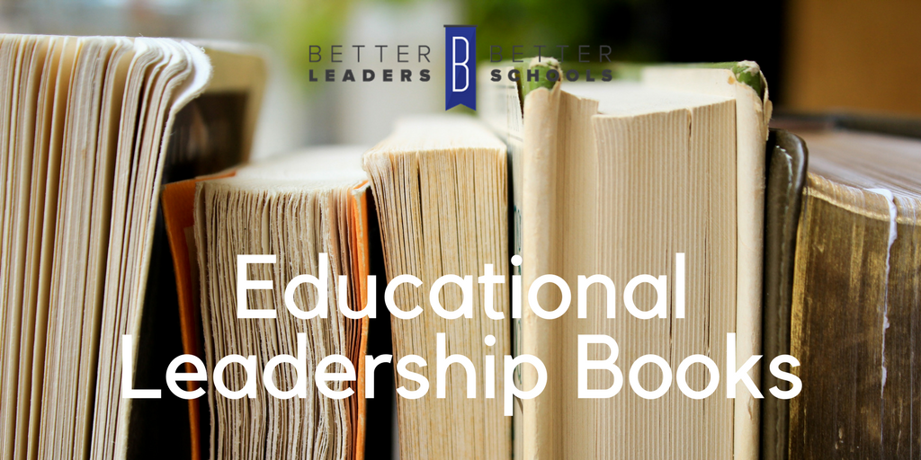 best books for educational leaders