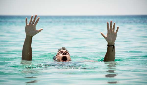 drowning? what to do when you are overwhelmed