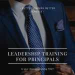 the best leadership training for principals