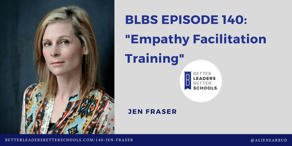 Jen Fraser Empathy Facilitation Training