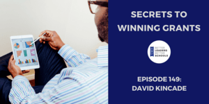 David Kincade Secrets of Winning Grants