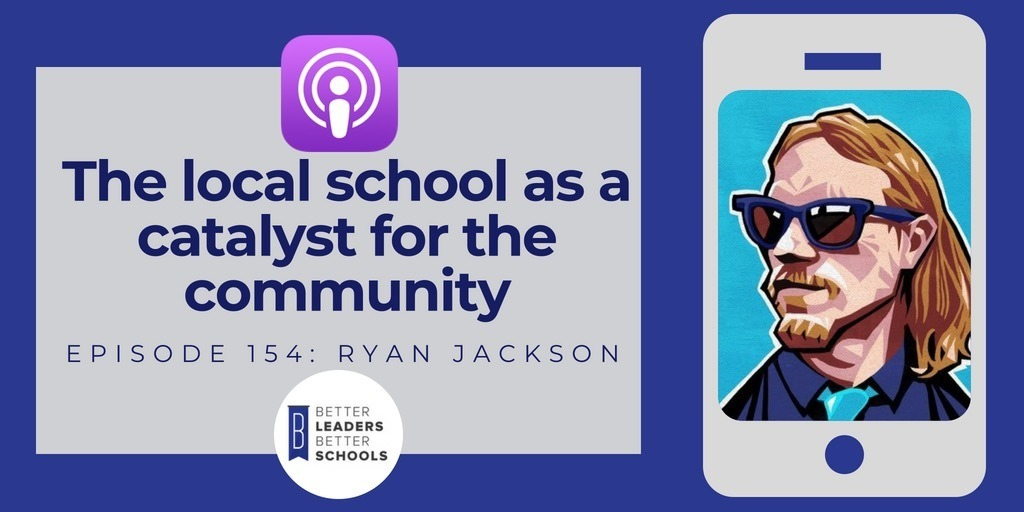 Ryan Jackson Catalyst for the Community