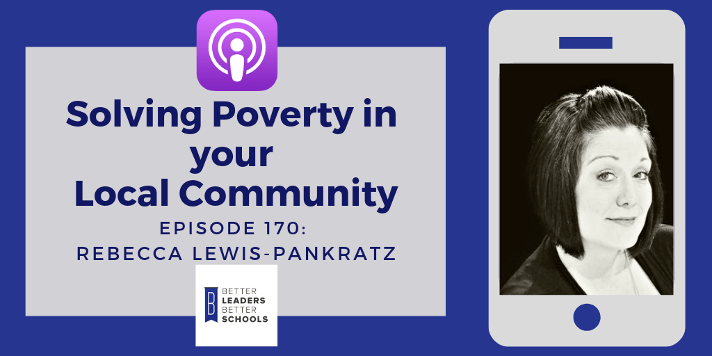 Rebecca Lewis Solving Poverty in your Community