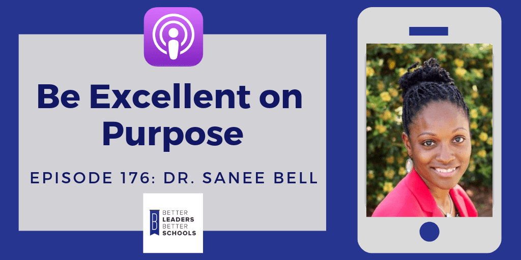 Dr. Sanee Bell Excellent On Purpose